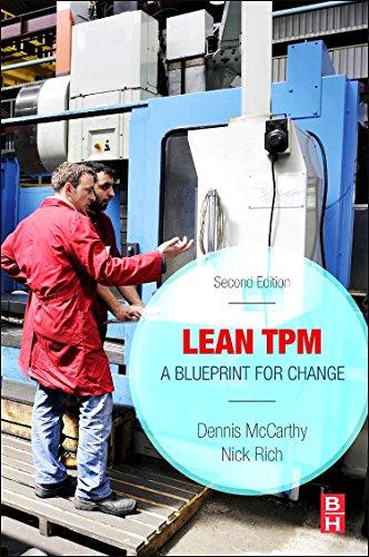 9780081000908: Lean Tpm: A Blueprint for Change