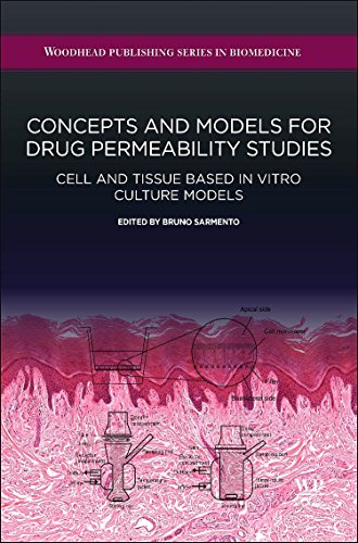 9780081000946: Concepts and Models for Drug Permeability Studies: Cell and Tissue based In Vitro Culture Models