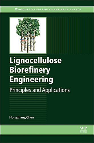 9780081001356: Lignocellulose Biorefinery Engineering: Principles and Applications
