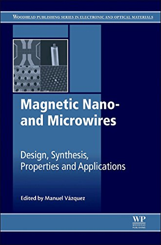 9780081001646: Magnetic Nano- and Microwires: Design, Synthesis, Properties and Applications (Woodhead Publishing Series in Electronic and Optical Materials)