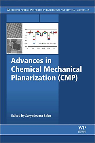 9780081001653: Advances in Chemical Mechanical Planarization (CMP) (Woodhead Publishing Series in Electronic and Optical Materials)