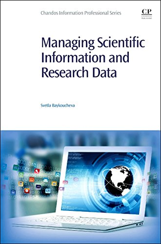 9780081001950: Managing Scientific Information and Research Data