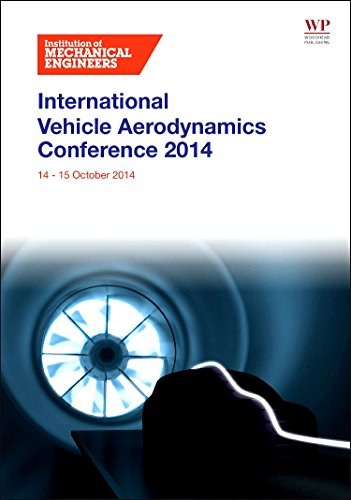 9780081001998: International Vehicle Aerodynamics Conference 2014