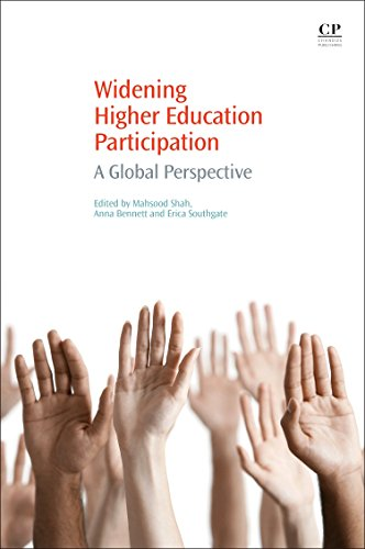 9780081002131: Widening Higher Education Participation: A Global Perspective