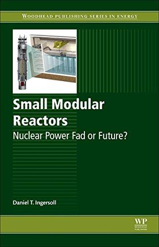 9780081002520: Small Modular Reactors: Nuclear Power Fad or Future?