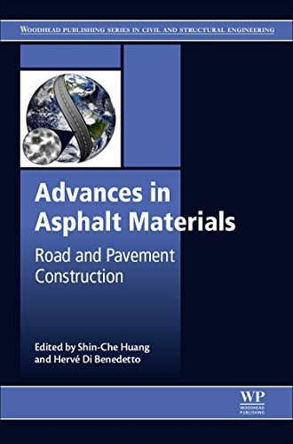 9780081002698: Advances in Asphalt Materials: Road and Pavement Construction (Woodhead Publishing Series in Civil and Structural Engineering)