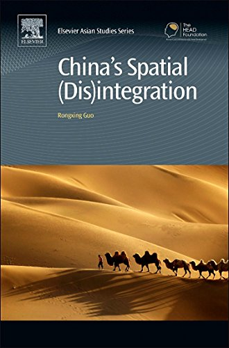 9780081003879: China's Spatial (Dis)integration: Political Economy of the Interethnic Unrest in Xinjiang (Chandos Asian Studies Series)