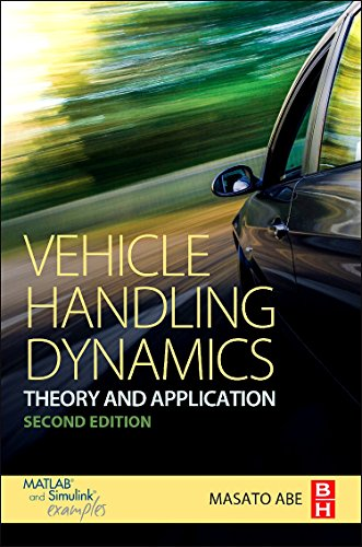 9780081003909: Vehicle Handling Dynamics: Theory and Application