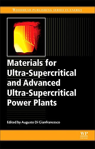9780081005521: Materials for Ultra-Supercritical and Advanced Ultra-Supercritical Power Plants (Woodhead Publishing Series in Energy)