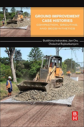 9780081006986: Ground Improvement Case Histories: Compaction, Grouting and Geosynthetics