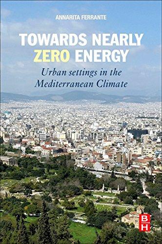 9780081007358: Towards Nearly Zero Energy: Urban Settings in the Mediterranean Climate