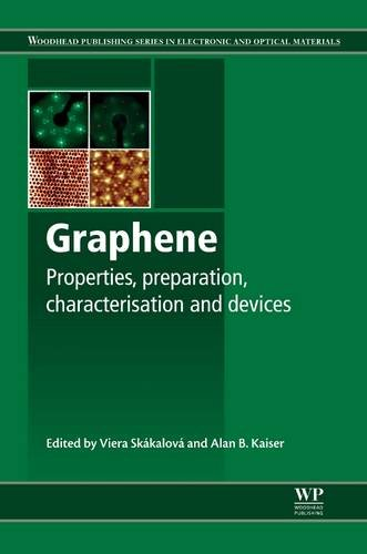 9780081013366: Graphene: Properties, Preparation, Characterisation and Devices (Woodhead Publishing Series in Electronic and Optical Materials)