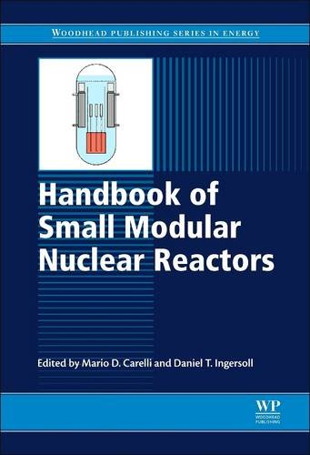 9780081013373: Handbook of Small Modular Nuclear Reactors (Woodhead Publishing Series in Energy)