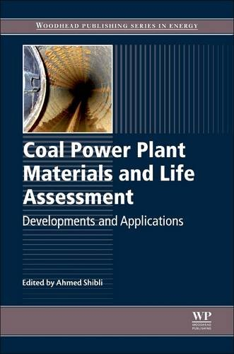 9780081013663: Coal Power Plant Materials and Life Assessment: Developments and Applications (Woodhead Publishing Series in Energy)