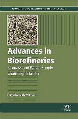 9780081013816: Advances in Biorefineries: Biomass and Waste Supply Chain Exploitation (Woodhead Publishing Series in Energy)