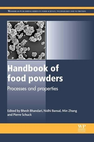 9780081014165: Handbook of Food Powders: Processes and Properties (Woodhead Publishing Series in Food Science, Technology and Nutrition)