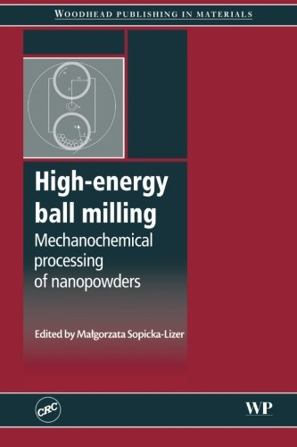 9780081014387: High-Energy Ball Milling: Mechanochemical Processing of Nanopowders