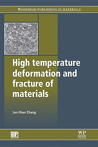 9780081014448: High Temperature Deformation and Fracture of Materials