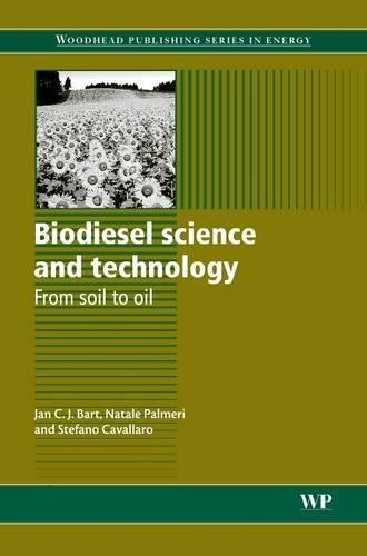 9780081014509: Biodiesel Science and Technology: From Soil to Oil (Woodhead Publishing Series in Energy)