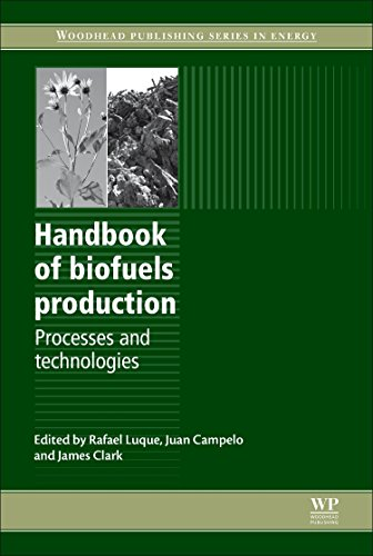 9780081014813: Handbook of Biofuels Production: Processes and Technologies