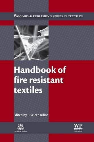 9780081015612: Handbook of Fire Resistant Textiles (Woodhead Publishing Series in Textiles)