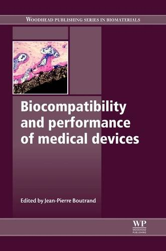 9780081015704: Biocompatibility and Performance of Medical Devices (Woodhead Publishing Series in Biomaterials)