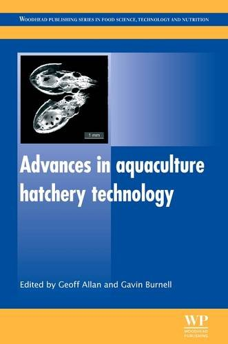 9780081015735: Advances in Aquaculture Hatchery Technology (Woodhead Publishing Series in Food Science, Technology and Nutrition)