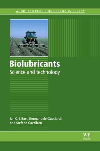 9780081016084: Biolubricants: Science and Technology (Woodhead Publishing Series in Energy)