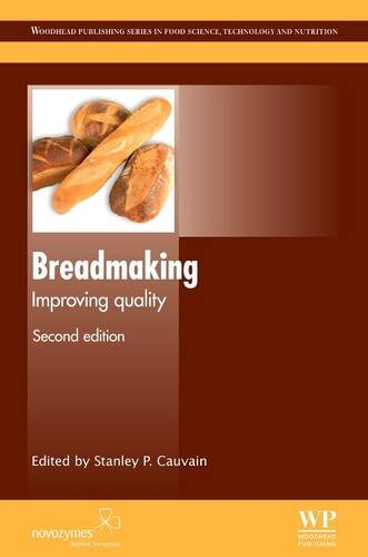 9780081016312: Breadmaking, Second Edition: Improving Quality (Woodhead Publishing Series in Food Science, Technology and Nutrition)