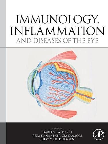 9780081016596: Immunology, Inflammation and Diseases of the Eye