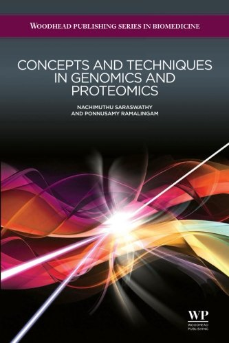 9780081017302: Concepts and Techniques in Genomics and Proteomics (Woodhead Publishing Series in Biomedicine)