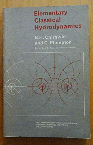 9780081032893: Elementary classical hydrodynamics, (Commonwealth and international library. Mathematics division)