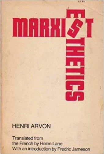 9780081407615: Marxist Esthetics