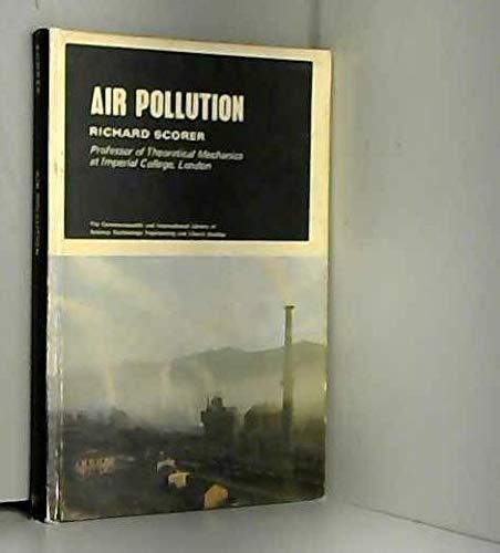 9780082031840: Air Pollution