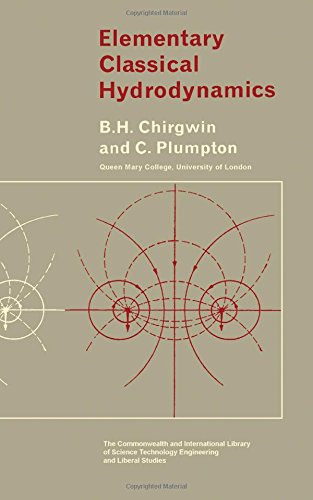 9780082032892: Elementary Classical Hydrodynamics