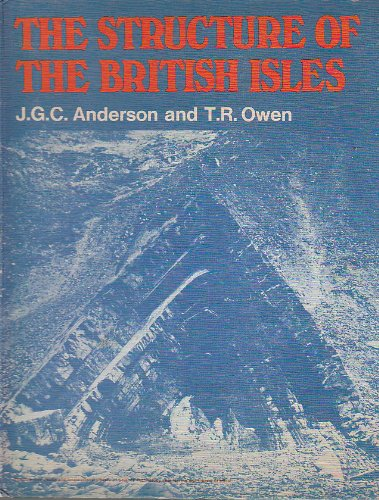 9780082033028: The structure of the British Isles (Commonwealth and international library. Geology division)