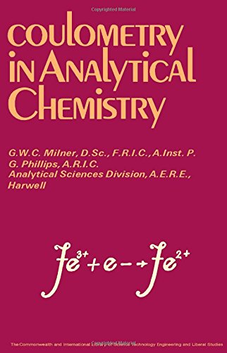 9780082033141: Coulometry in analytical chemistry (Commonwealth and international library. Selected readings in analytical chemistry)