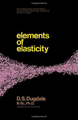 9780082034957: Elements of Elasticity
