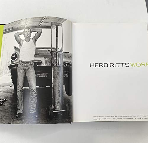 Herb Ritts Work (0082122296) by [???]