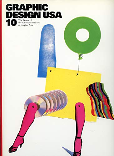 9780082301769: AIGA Graphic Design USA: 10