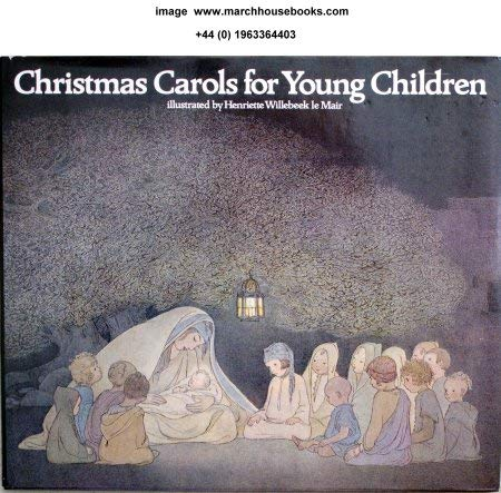 9780085920035: CHRISTMAS CAROLS FOR YOUNG CHILDREN.
