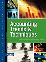 9780087051775: Accounting Trends and Techniques 62nd Edition (Presenting and Analyzing Financial Reporting Practices)