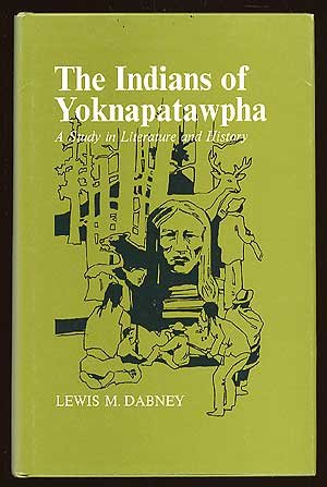 9780087100589: The Indians of Yoknapatawpha;: A study in literature and history