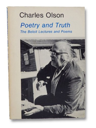 9780087740167: Poetry and Truth the Beloit Lectures