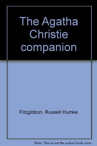 9780087921382: The Agatha Christie companion