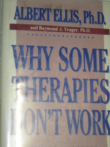 9780087954717: Why Some Therapies Don't Work