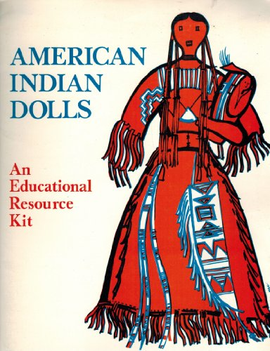 9780088652131: American Indian Dolls: An Educational Resource Kit (Museum of the American Indian)