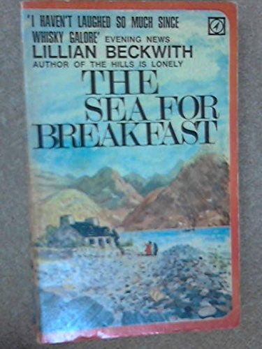 9780090001101: The Sea for Breakfast