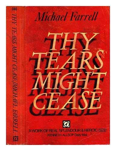9780090004607: Thy Tears Might Cease