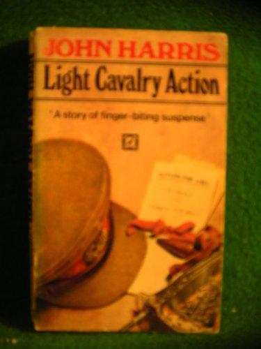 9780090012909: Light Cavalry Action